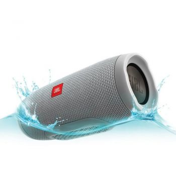 JBL CHARGE 3 CAIXA DE SOM BLUETOOTH CINZA