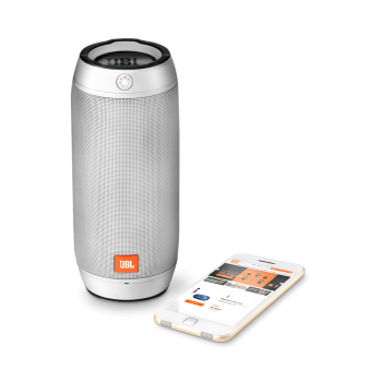 JBL PULSE 2 CAIXA DE SOM BLUETOOTH CINZA