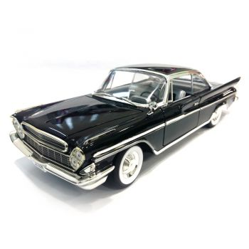 MINIATURA DESOTO ADVENTURER 1961 ROAD SIGNATURE 1/18