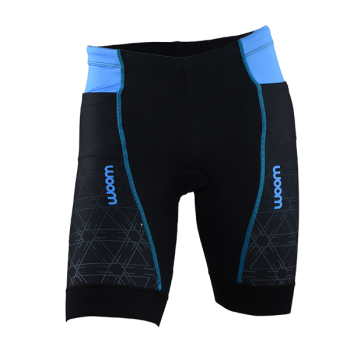 BERMUDA TRIATHLON WOOM 140 SPOKE MASCULINA 2018
