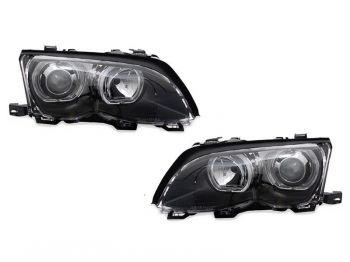 Farois Projetor Angel Eyes F30V BMW E46 - 2002 a 2005
