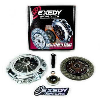 Kit Embreagem Exedy Stage 1 + Volante Exedy Honda Civic Si - 2006 a 2012