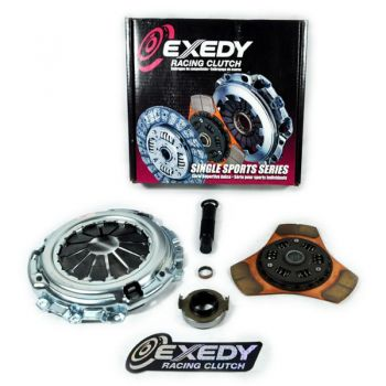 Kit Embreagem Exedy Stage 2 + Volante Exedy Honda Civic Si - 2006 a 2012
