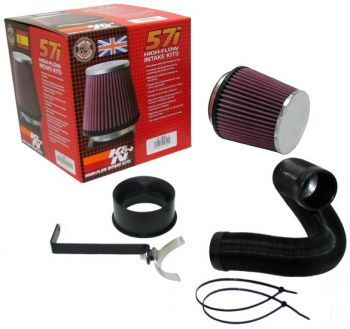Cold Air Intake K&N BMW 118i - 2005 a 2010