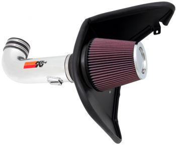 Cold Air Intake K&N Chevrolet Camaro V8 6.2L - 2010+