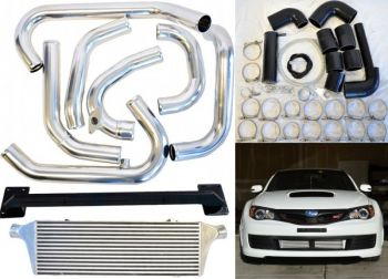 Intercooler Frontal Subaru WRX STI - 2008 a 2014
