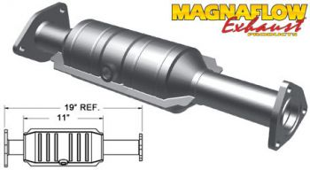 Catalisador Original Magnaflow Honda Accord LX 2.4 - 2003 a 2007
