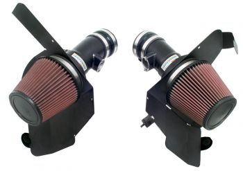 Cold Air Intake K&N BMW M5 E60 / M6 E63 5.0 V10 - 2005 a 2010