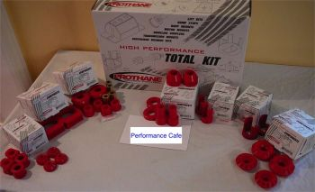 Total Kit Buchas PU Prothane VW Golf MK3 - 1993 a 1999