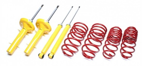 Kit Suspensão TA-Technix VW Golf MK4 - 1999 a 2012  - foto principal 1