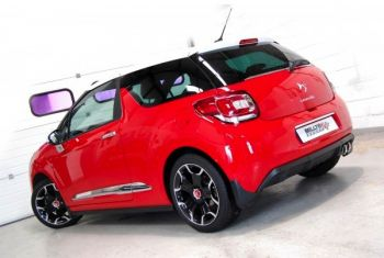 DownPipe Milltek Sport INOX Citroen DS3 1.6 Turbo - 2010