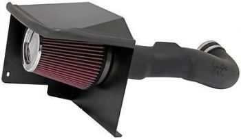 Cold Air Intake K&N Cadillac Escalade 6.2 V8 - 2009+