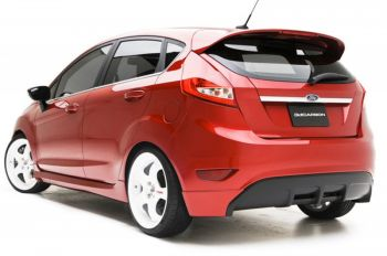 Aerofolio Ford New Fiesta - 2013+