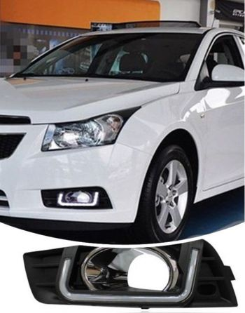 Led Diurno DRL Chevrolet Cruze Hatch Sedan - 2011+