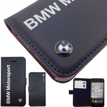 Capa Original BMW para iPhone 5 - 5S