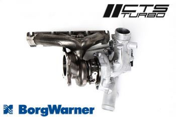 Kit Turbo CTS Upgrade K04 Audi A4 A5 B8 2.0T - 2009+