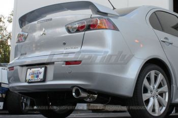 Escapamento Axle-Back Greddy SP Elite Mitsubishi Lancer GT - 2012+