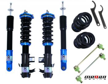Coilover Megan Racing EZ II Series Toyota Corolla - 2009 a 2012