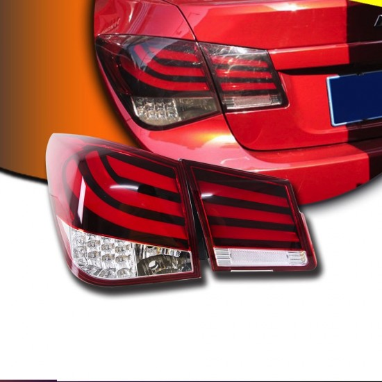 Lanterna Traseira LED V5 Red GM Cruze Sedan - 2011 a 2015  - foto principal 1