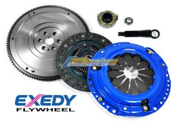 Kit Embreagem Stage 1 + Volante FX Racing Exedy Honda Civic - 1992 a 2000