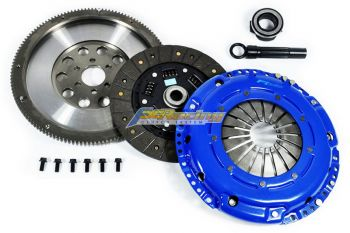 Kit Embreagem Stage 1 + Volante FX Racing Audi A3 8L 1.8T VW Golf MK4 GTI 1.8T