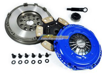 Kit Embreagem Stage 3 + Volante FX Racing VW Passat B5 1.8T - 1998 a 2000