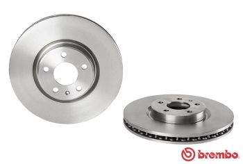 Discos BREMBO Audi Q5 2.0 TFSI Ambience - 2013 a 2016