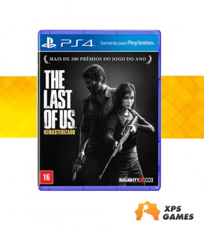 Jogo The Last of Us - PS4  - foto principal 1