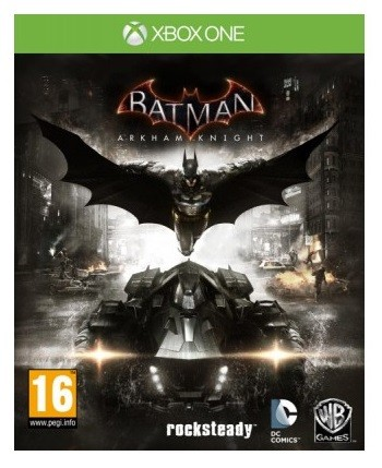 BATMAN: Arkham Knight - Xbox One  - foto principal 1