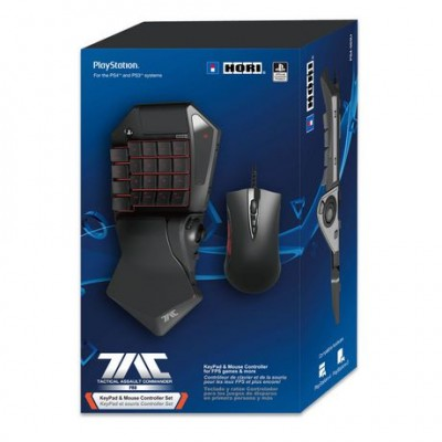 Controle Teclado Ps4 Hori Tac Tactical Assault Commander Pro  - foto principal 1
