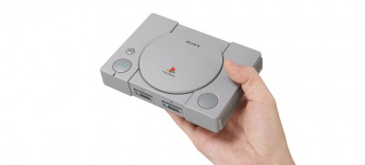 Console Playstation Classic - PS One  - foto principal 2