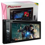 Central Multimídia Pioneer AVIC-F960BT com Bluetooth / GPS / Mixtrax / Android / iPhone / MirrorLink
