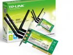 Adaptador Wireless 300Mbps PCI TP-Link TL-WN951N