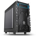 Gabinete Thermaltake Versa H13 Black Case