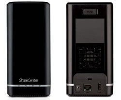 D-Link ShareCenter 2-Bay Cloud Network Storage Enclosure DNS-320L  - foto principal 2