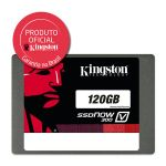 Kingston SSD 2.5´ 120 GB V300 SATA III SV300S37A