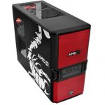 Gabinete Thermaltake ATX V3 AMD Black Edition