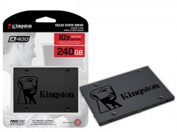 Hd Ssd 240gb Kingston A400  - foto principal 1