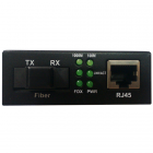 CONVERSOR DE MEDIA 40KM, SINGLE-FIBER, SINGLE-MODE - MGN-C1002S1-40  - foto 3