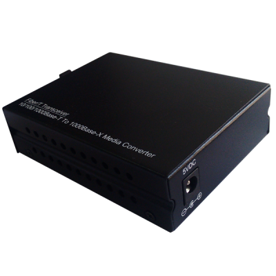 CONVERSOR DE MEDIA 20KM, DUAL-FIBER, SINGLE-MODE  – MGN-C1002S1-20  - foto principal 2
