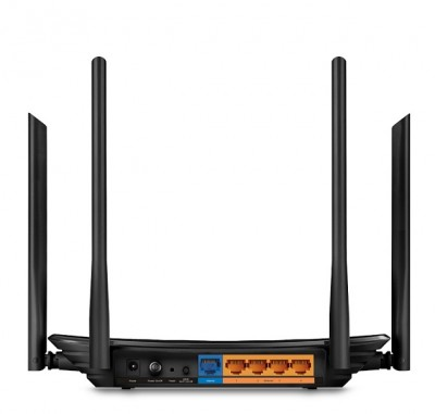 TP-LINK ARCHER C6 ROUTER AC1200 DUAL BAND MU-MIMO GIGA  - foto principal 2