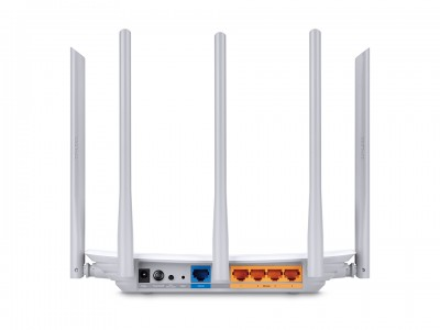ROTEADOR WIRELESS TP-LINK DUAL BAND ARCHER C60 ROUTER AC1350  - foto principal 1