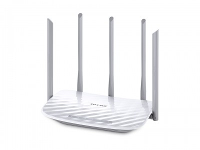 ROTEADOR WIRELESS TP-LINK DUAL BAND ARCHER C60 ROUTER AC1350  - foto principal 2