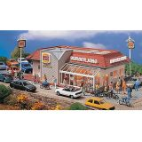 Burguer King - Kit para Montar - Medidas: 200x148x90 mm - VOL-43632