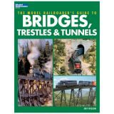 The Model Railroaders Guide to Bridges, Trestles & Tunnels - Autor: Jef Wilson - 88 páginas - KAL-12452