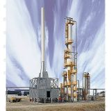 Escala N - North Island Refinery - Medidas: 210x127 mm - WAL-3219