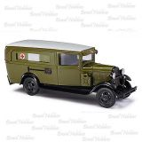 Ford Modelo AA 1931 - Ambulancia Militar - BUS-47727