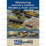 Video Kalmbach - MR Video Plus Mastering Scenery Basics: Model a River Scene - Aproximadamente 1:10 de Exibição - KAL-15302