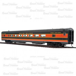 Carro de Passageiros 85 Pés ACF 60 Assentos Coach Great Northern Empire Builder - WAL-9042  - foto principal 1
