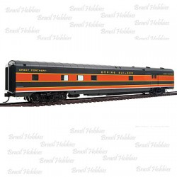Carro de Passageiros 85 Pés ACF Baggage-Dormitory Great Northern Empire Builder - WAL-9041  - foto principal 1